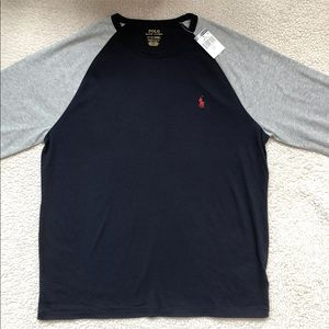 1ab38381 POLO RALPH LAUREN Long Sleeve T-Shirt w/ Red Pony NWT